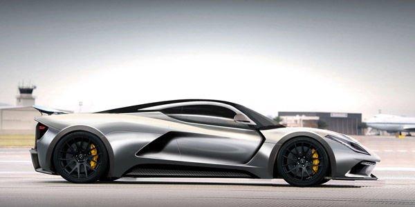 460 km/h pour la Hennessey Venom F5 ?