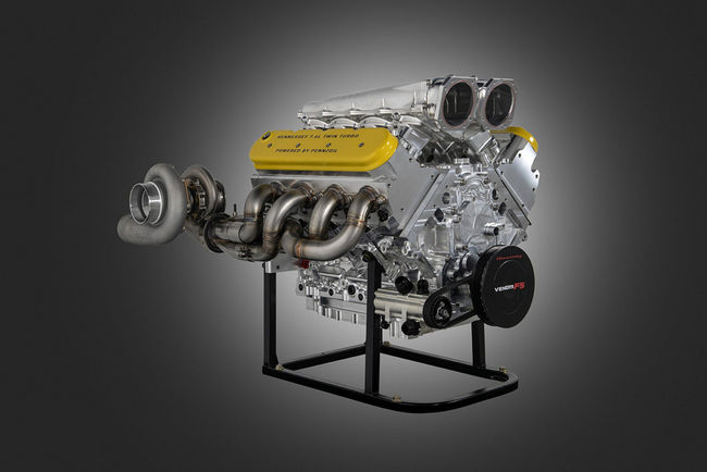 La Hennessey Venom F5 disposera de 1 622 ch