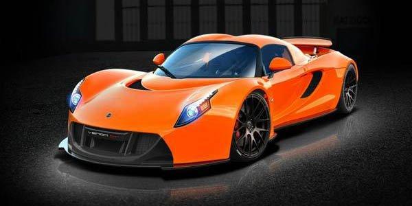 L'Hennessey Venom GT passe à 1 500 ch !