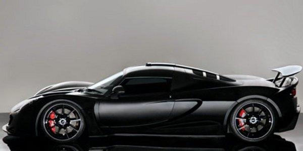 La Hennessey Venom GT en clair