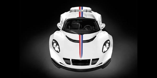 Venom GT World's Fastest Edition