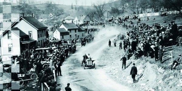 Histoire mondiale de la course auto