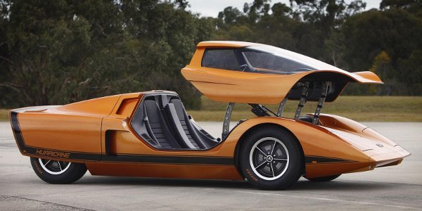 Hurricane 1969, 1er concept-car Holden