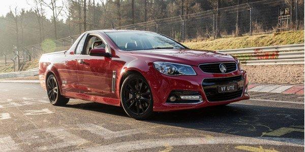 Holden VF Ute : pour faire les courses