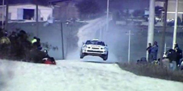 WRC : du gravier au petit déjeuner