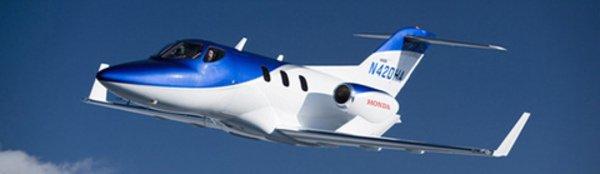 Honda se lance dans l'aviation