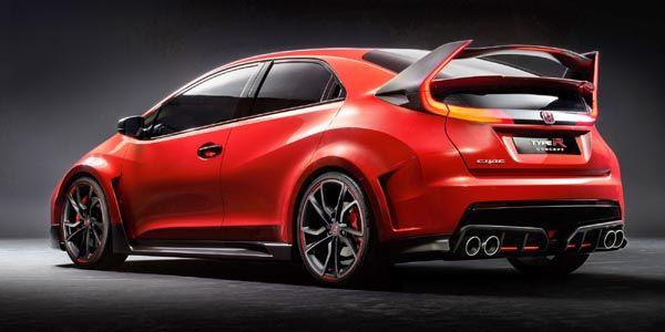 Une vidéo interactive pour la Honda Civic Type R