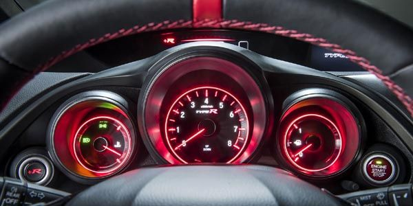 Honda Civic Type R : premières images officielles