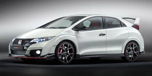 La Honda Civic Type R en 7'50 sur le Ring