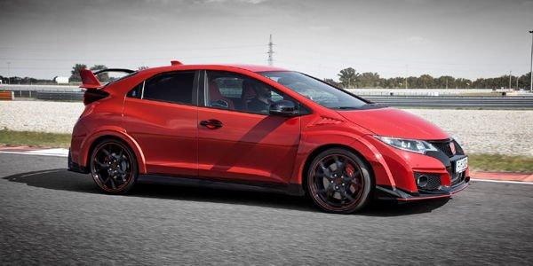 Honda Civic Type R : arrivée imminente