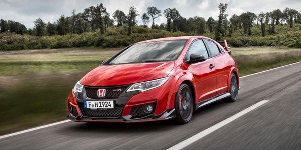 Honda Civic Type R : production lancée