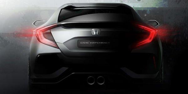 Honda Civic berline : le prototype dévoilé à Genève