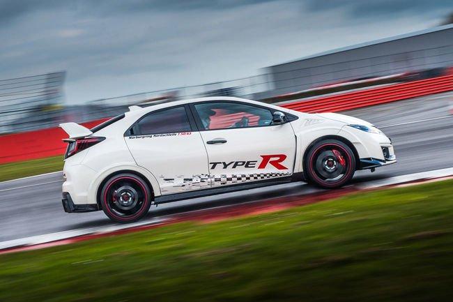 La Honda Civic Type R enchaîne les records