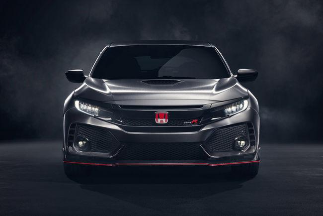La Honda Civic Type R de série attendue à Genève