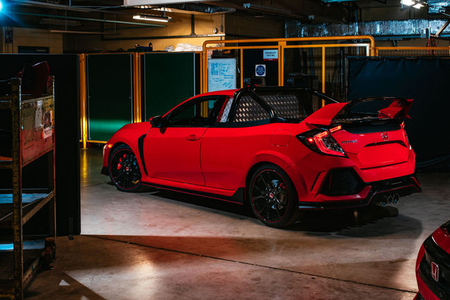 Honda Civic Type R Pick-up Truck Concept