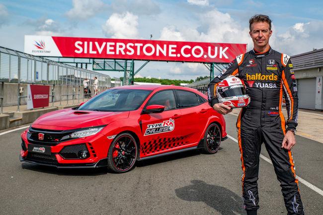 La Honda Civic Type R signe un nouveau record à Silverstone