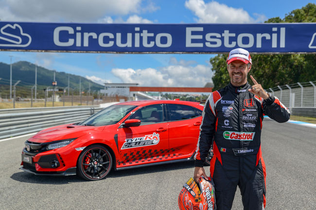 La Honda Civic Type R bat le record du circuit d'Estoril