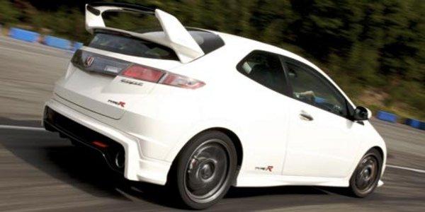 Mugen s'attaque à la Honda Civic Type R