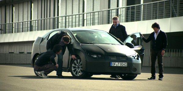 Honda révèlera la Civic 2012 à Francfort