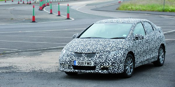Honda Civic 2012, plus raffinée