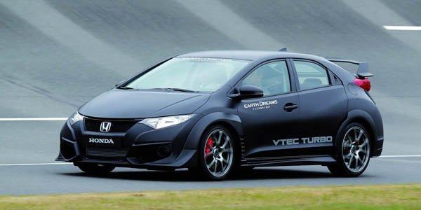 La Honda Civic Type-R se dévoile