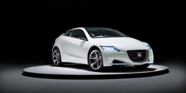 La Honda CR-Z sera bien hybride