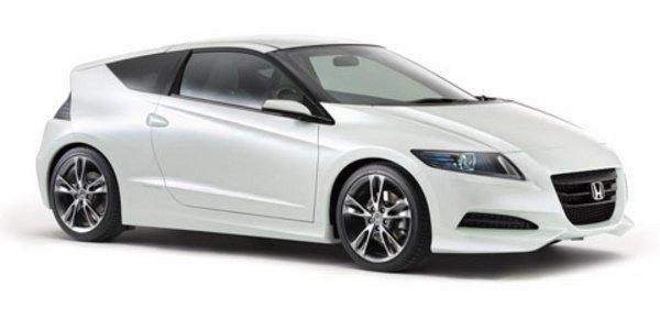 Honda CR-Z Concept : le dernier !