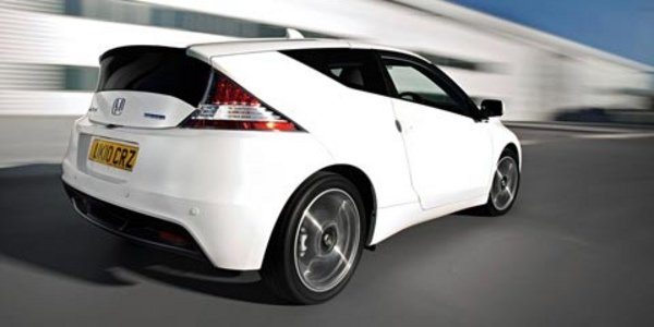 Honda CR-Z Turbo : coup de boost ?