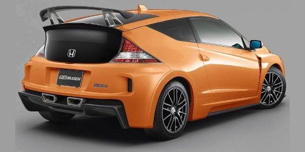 Honda présente le CR-Z Mugen RR
