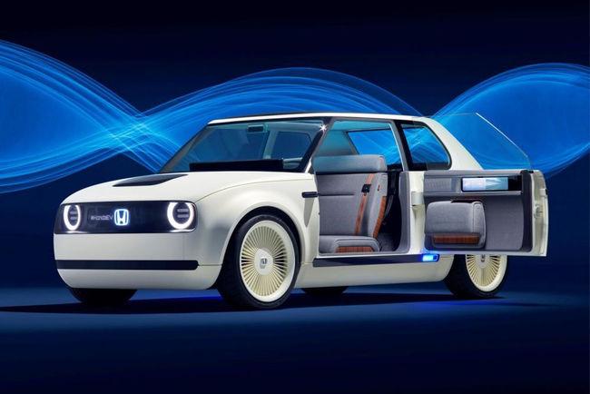 Honda : le prototype d'un modèle électrique attendu à Genève