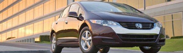 La Honda FCX bientôt commercialisée