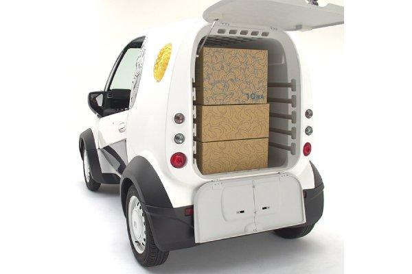 Honda présente un véhicule réalisé en impression 3D