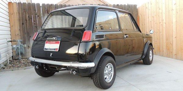 Une Honda N600 comme neuve à vendre sur eBay