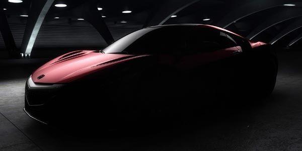 La nouvelle Honda NSX présentée à Detroit