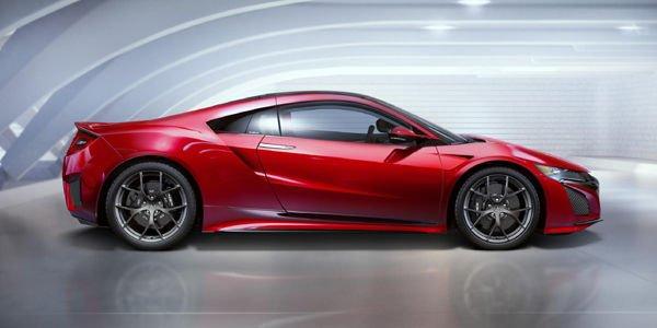 Bientôt une Honda NSX en catégorie GTE ?