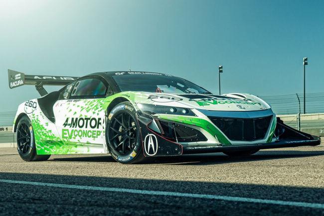 Honda : une NSX 100 % électrique à l'étude