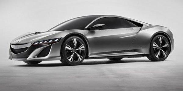 Genève 2012 : Honda NSX Concept