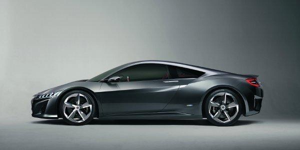 Detroit : Honda peaufine sa future NSX