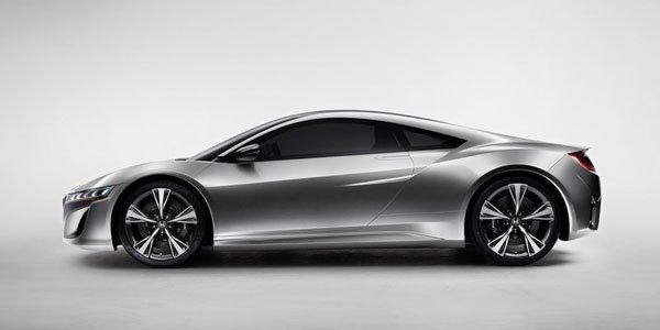Honda : une NSX Roadster pour 2017