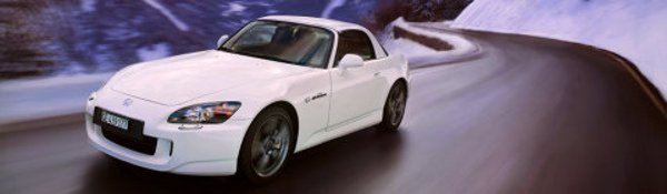 Honda S2000 Ultimate : chant du cygne