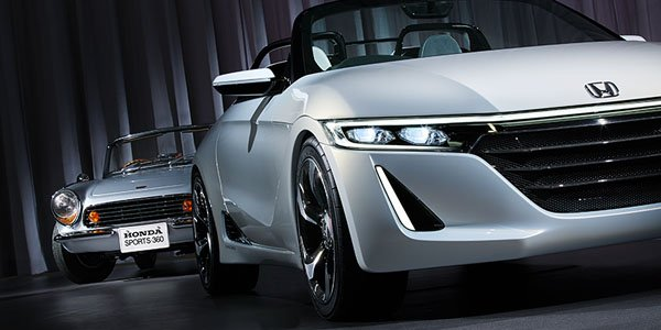 La Honda S660 va entrer en production