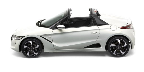 Honda S660 Roadster : pour le Japon