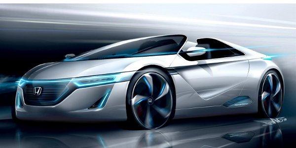 Tokyo: Honda Small Sports EV Concept