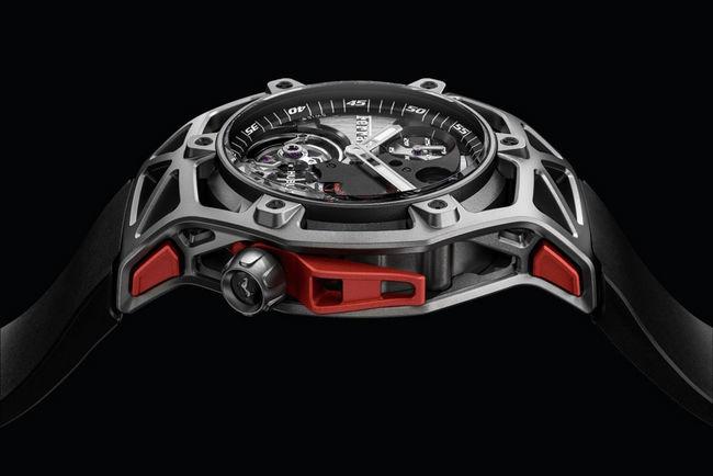 Une montre Hublot pour les 70 ans de Ferrari