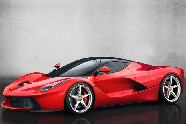 Nouvelle Hypercar Ferrari : 1 000 ch attendus