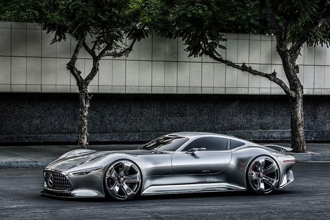 Hypercar Mercedes-AMG R50 : ça se précise