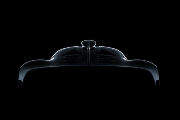 Des nouvelles de la Mercedes-AMG Project One
