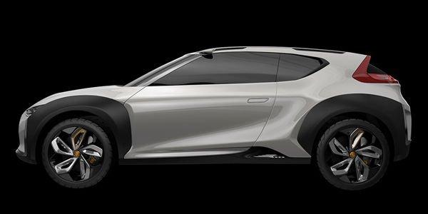 Hyundai présente son concept Enduro à Séoul