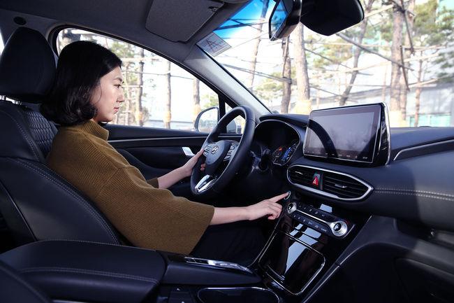 Hyundai passe à l'identification par empreinte digitale