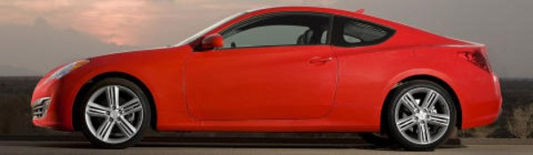 Hyundai Genesis : coupé coréen de luxe !